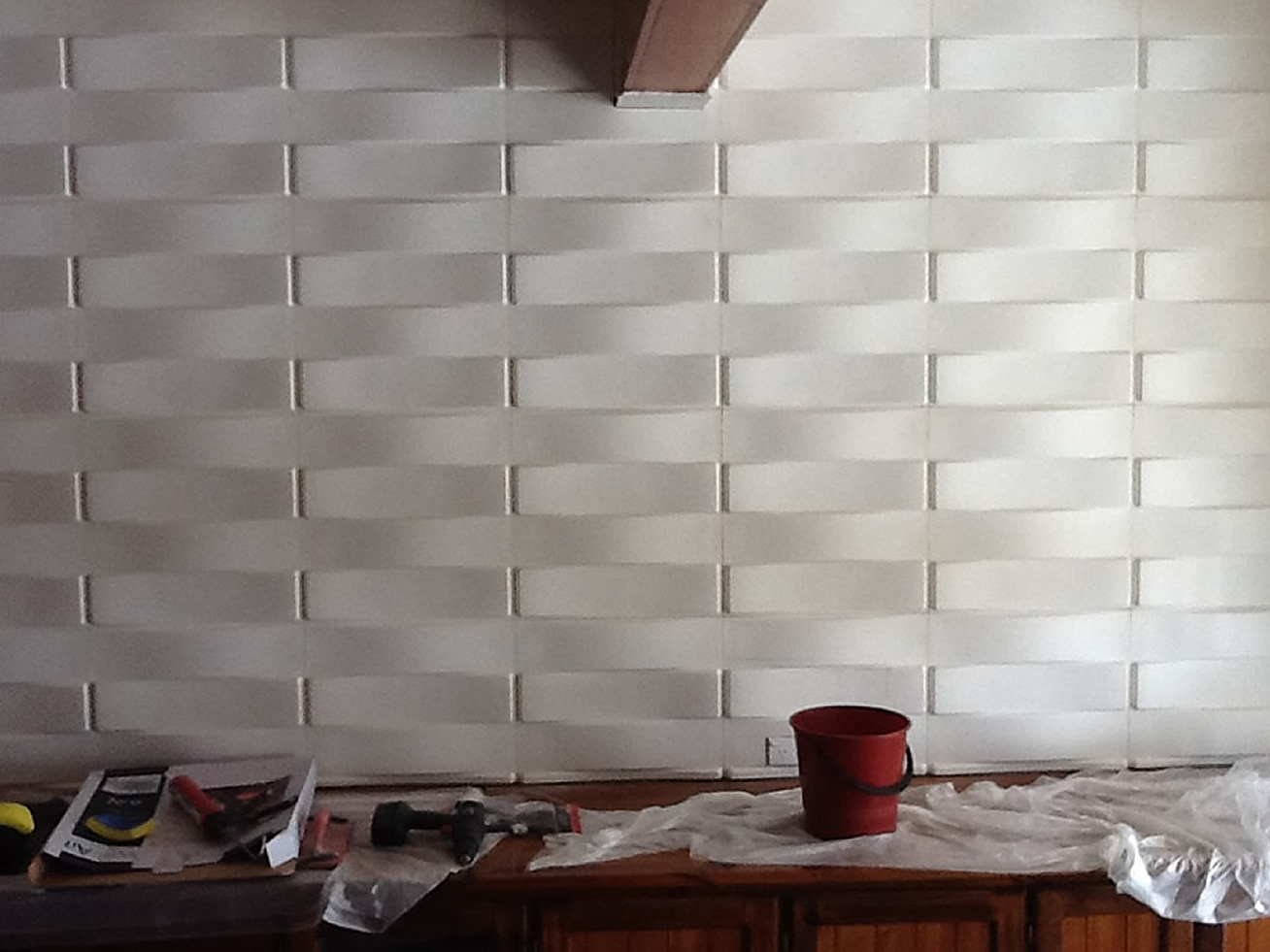 modern feature walls