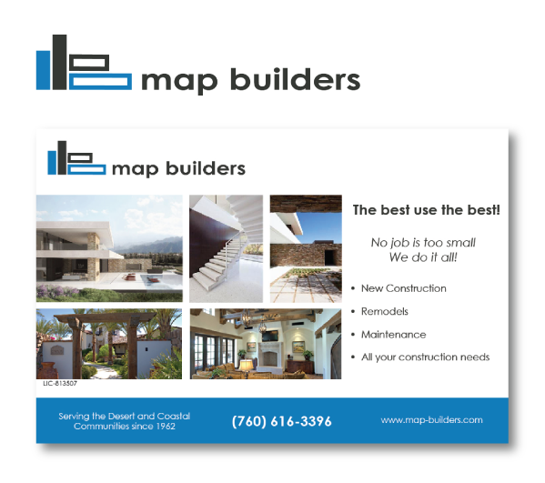 Map Builders Logo And Collateral Sarahwolfrum